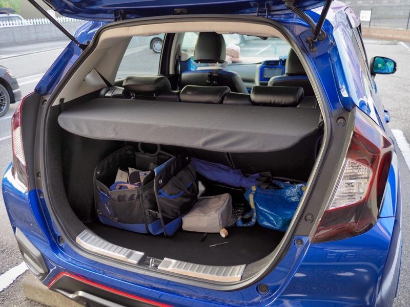 Modulo / Honda Access トノカバー