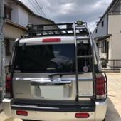 三菱自動車(純正) RVR純正リアラダー