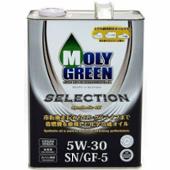 MOLY GREEN モリグリーン セレクション 5W-30