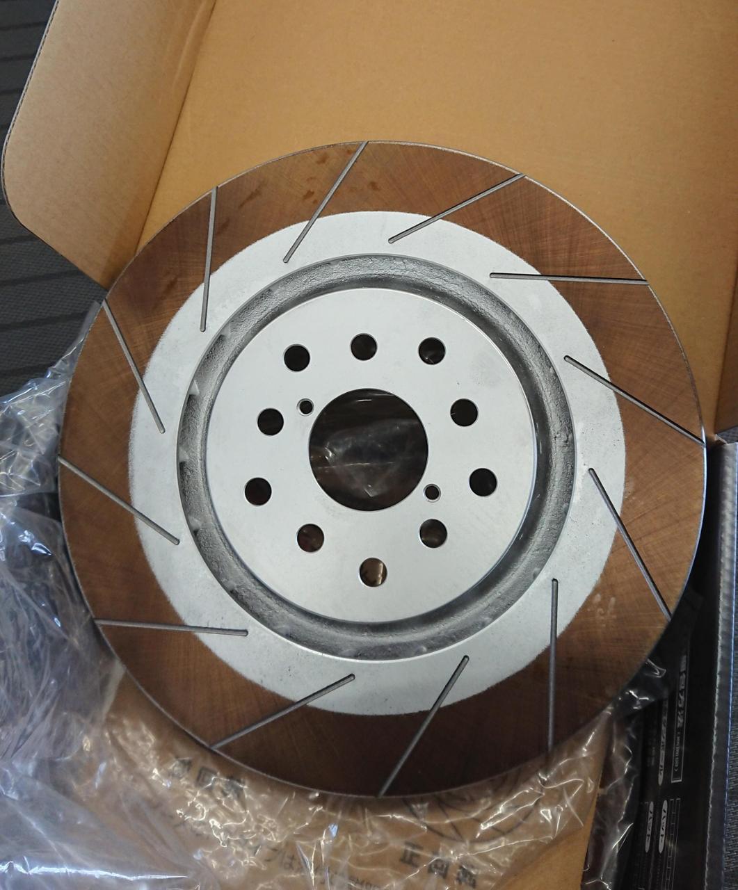 DIXCEL BRAKE DISC ROTOR FS Type