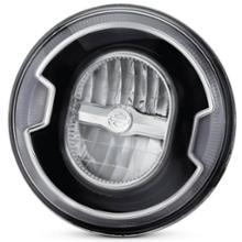 ストリートグライドスペシャルHarley-Davidson純正パーツ デーメーカーシグネチュアリフレクターLEDヘッドライト7インチ(67700354)の単体画像