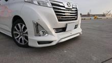 トールカスタムトヨタモデリスタ / MODELLISTA フロントスポイラーの全体画像