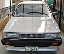 マークIIワゴントヨタ(純正) フロントバンパーの単体画像