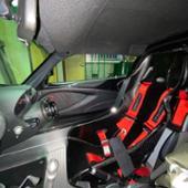 Reverie XC carbon fiber seat (N)