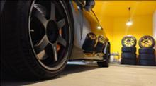 RC FRAYS VOLK RACING TE37 Ultra track edition Ⅱの全体画像