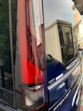 ステップワゴンハイブリッド モデューロXヘッドライト・テールライト ギリギリ スモークの全体画像
