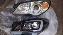 SONAR(ライト関連) LEDファイバー付きヘッドライト