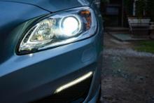 V60OPPLIGHT D3S LED ヘッドライトの単体画像