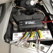 DAYTONA(バイク) アクセサリー電源ユニット D-UNIT(その1)