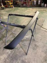 ハイゼットジャンボGARAGE VARY フロントリップスポイラーの全体画像