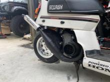 スカッシュSUPER MONKY チャンバーの全体画像