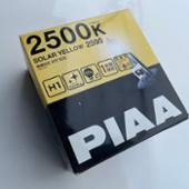 PIAA SOLAR YELLOW 2500 H1 / HY105