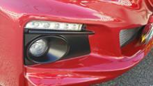 アテンザワゴンAutoExe フロントバンパー&グリルの全体画像