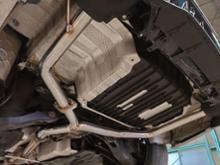 Cクラス ステーションワゴンKWD溶接工房 ワンオフリアピースの単体画像