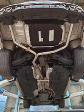 Cクラス ステーションワゴンKWD溶接工房 ワンオフリアピースの全体画像