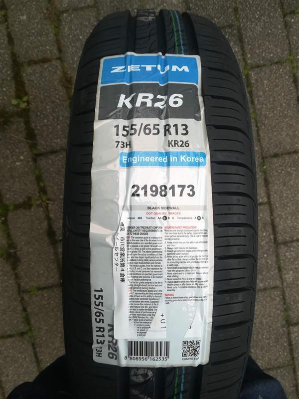 KUMHO ZETUM KR26