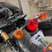Moto Crazy フェンダーレスキット