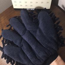 PROSTAFF ボディ専用洗車グローブ「ゴリラの手」
