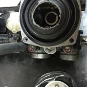 TwinPower キャブレター ダイヤフラム ゴム
