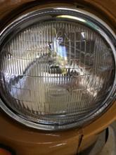R-2KOITO / 小糸製作所 ヘッドランプの単体画像