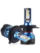 シグナスX FIUNI-SHINE LEDヘッドライト H4 Hi/Lo 切替式 25W×2 6000LM×2 DC12V車対応ホワイト 6500K LEDバルブ 瞬間起動 過電圧・定電流回路 2個入の単体画像