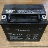 TAIWAN YUASA バッテリー