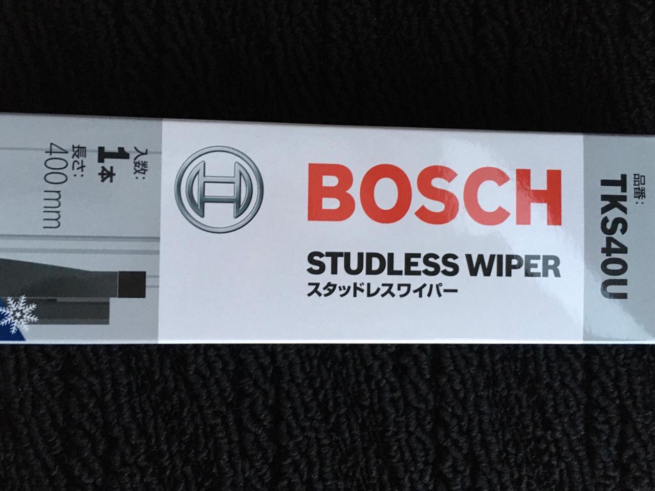 BOSCH スタッドレスワイパー