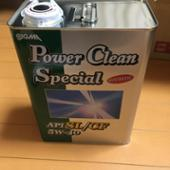 シグマ シグマパワークリーンSP 5W-40