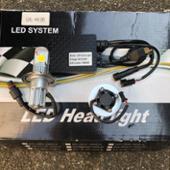 不明 H4タイプ LEDライト