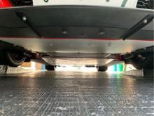 エキシージNY connect ワンオフ フロントリップスポイラーの全体画像