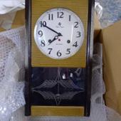 愛知時計 ゼンマイ式振り子時計