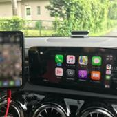 Mercedes Benz スマートフォン連携機能(Apple CarPlay™ / Android Auto™)