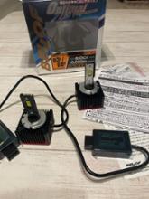 ザ・ビートル (ハッチバック)BELLOF 純正HID車用LED交換バルブ D3S/D8S 6500Kの単体画像