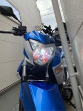 GSR250Street Cat バイク用ledヘッドライトの単体画像