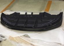 NISSAN GT-Rヤフオク 日産R35 GT-R用ダクト付きカーボンリップスポイラーの全体画像