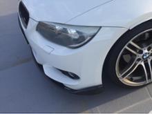 3シリーズ クーペCARBON_HOUSE BMW E92 後期 Mスポーツ カーボン フロント リップ スポイラー HM型の全体画像