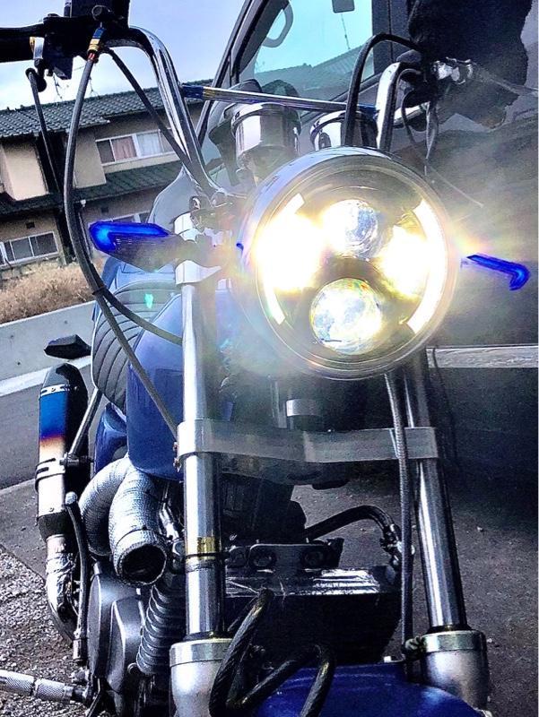 エイプ LEDコンビネーションヘッドライト