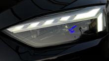 A5 スポーツバックAudi純正(アウディ) レーザーライトの単体画像