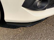 シビック (セダン)Modulo / Honda Access ロアスカート フロントの単体画像