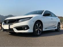 シビック (セダン)Modulo / Honda Access フロントグリルの全体画像