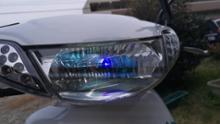JOG CV50不明 新品 JOG用 ヘッドライトの単体画像
