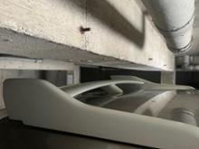 ミニカ三菱自動車(純正) トッポBJスポイラーの全体画像