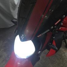 グラディウス400 ABSSphere Light バイク用LED RIZING2の単体画像