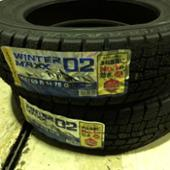 DUNLOP WINTER MAXX 02 155/65R14