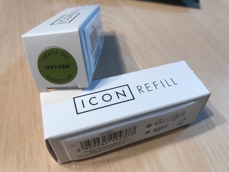 Milleriori ICOM REFILL
