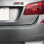 BMW(純正) Ⅿ5ブラックエンブレム