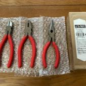 Monotaro 工具3点セット(ペンチ・ラジオペンチ・ニッパー)