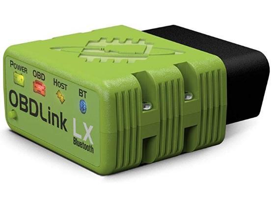 ScanTool OBDLink LX Bluetooth OBD-II Scan Tool Interface