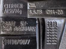 C4 カクタスシトロエン純正 MATRIX 16インチ 6.5J pcd108 4H オフセット+20の全体画像