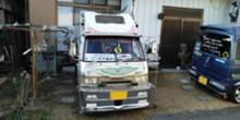 ハイゼットトラック不明 軽トラ用メッキバンパーの単体画像